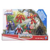 Marvel Super Hero Adventures Super Jungle Squad