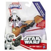 Star Wars Galactic Heroes Scout Trooper and Speeder