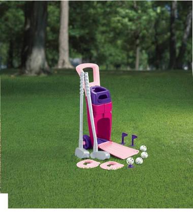 Junior Pro Girl's Golf Set