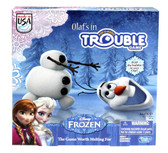 Frozen - Olaf's in Trouble Game