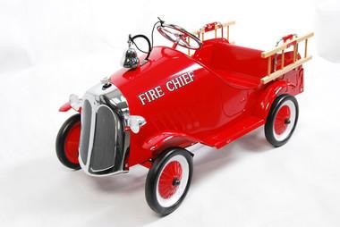 Fire Pedal Car