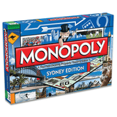Sydney Monopoly - Winning Moves
