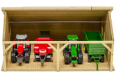 1:50 Tractor Shed