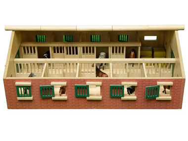 Toy Horse Stable 1:32 scale