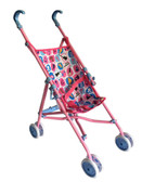 Monarch Deluxe Umbrella Doll Stroller