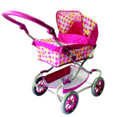 Monarch Deluxe Doll Pram