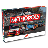 Supercars Monopoly - Winning Moves