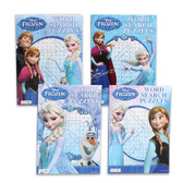 Frozen - Puzzle Books - Assorted