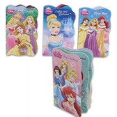 Disney Princess - Board Book - Assorted