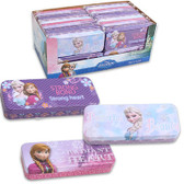 Frozen - Tin Pencil Case - Assorted