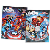 Avengers - Colouring Book