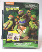 TMNT - Art Set 50pc