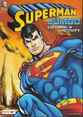 Superman - Colouring Book