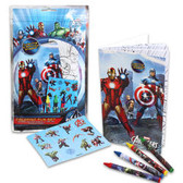 Avengers - Colouring Set