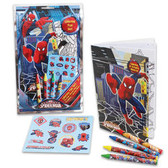Spiderman - Colouring Set