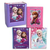 Frozen - Notebook Assorted