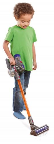 Dyson Toy Vacuum Long handled vacuuming image