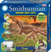 Skull Duggery Smithsonian T-Rex
