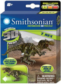 Skull Duggery Smithsonian Dinosaur Wind Up Puzzle