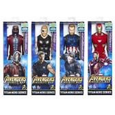 "12"" Titan Hero Series Avengers Infinity War - Assorted A Figures"
