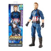 "12"" Titan Hero Avengers Infinity War Captain America"