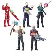 "Avengers Infinity War 6"" Figures, Infinity Stone & Accessory - Assorted"