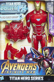 "Avengers 12"" Infinity War Titan Hero Power Pack Iron Man"