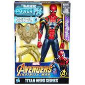 "Avengers 12"" Infinity War Titan Hero Power FX Spiderman"