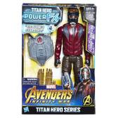 "Avengers 12"" Infinity War Titan Hero Power FX Starlord"