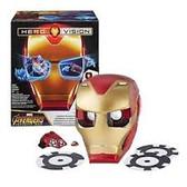 Avengers Infinity War Hero Vision Iron Man AR Mask