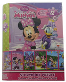 Minnie Mouse 12pc Puzzle