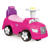 Dolu Kids Ride On Step Car 2 in 1 - Pink