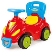 DOLU Kids Ride On Smile Car 2 in 1 Image 1