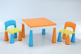 Large Kids Table and Chair Set Image