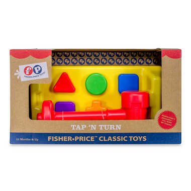 Fisher Price Classic Tap N Turn Toolbench Packaging Shot