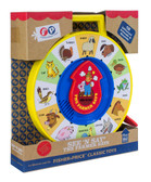 Fisher Price See N Say Farmer Says Packaging Shot