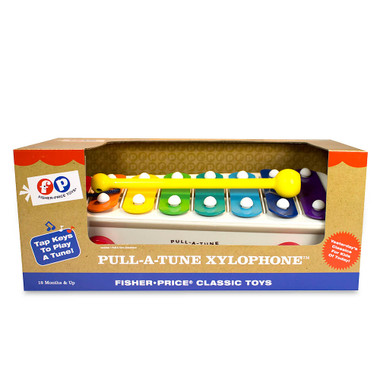 Fisher Price Classic Xylophone Packaging Shot