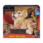 Hasbro - The Lion King - Furreal Sunfire - Mighty Roar Simba