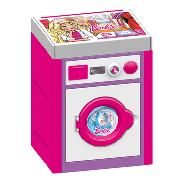 Barbie Washing Machine Out of the Box