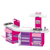 Barbie Electronic Kitchen Playset Image 2