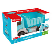 Fisher Price Dump Truck Packaging