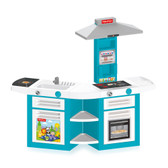 Fisher Price Electronic Double Kitchen Image 1