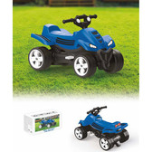 Dolu Kids Ride On Pedal Quad Bike
