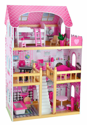 Bubbadoo Medium Doll House Image 1