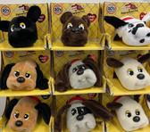 Pound Puppies Newborn Plush Wave 1