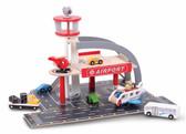 Kids Wooden Airport Playset