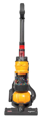 Casdon DC24 Dyson Ball Toy Vacuum Cleaner - Yellow