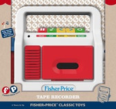 Fisher Price Retro Tape Recorder
