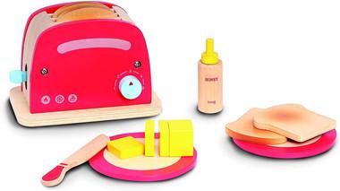 Wooden Toaster Playset