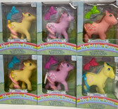 My Little Pony Retro Rainbow Collection Wave 4